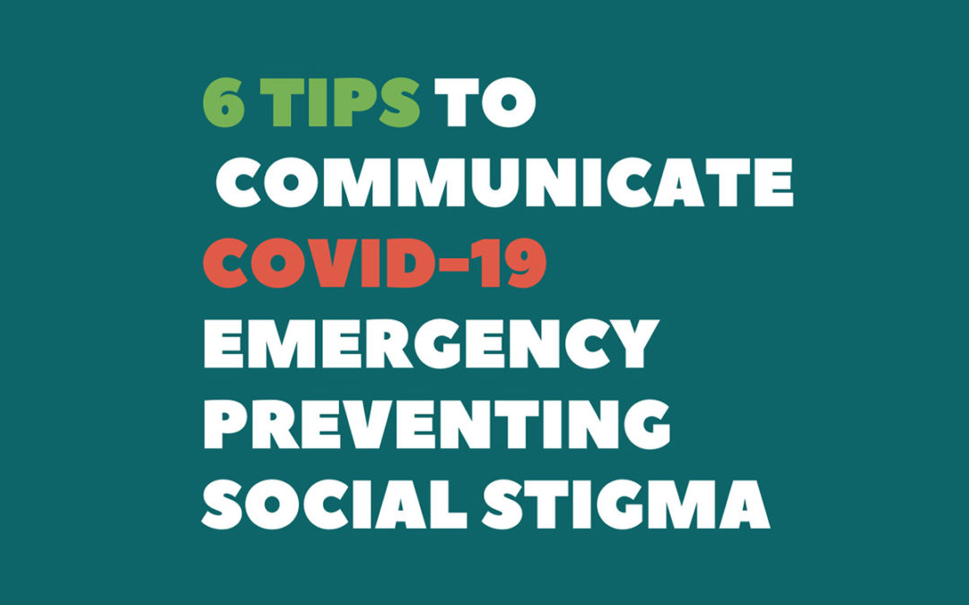 6 tips to communicate COVID-19 emergency